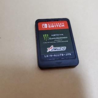 Nintendo Switch - Monster Energy Supercross モンスター Switch