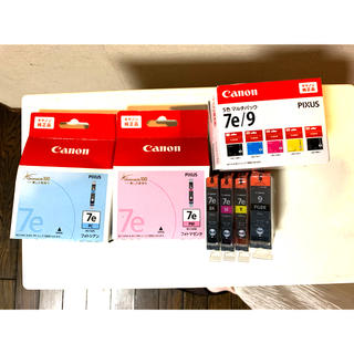 Canon - CANON PIXUS BCL-7e  インク 6色