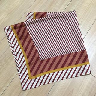 ユニクロ(UNIQLO)の 【2枚セット】UNIQLO・H&M スカーフ(バンダナ/スカーフ)