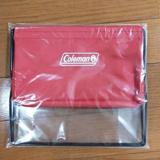 コールマン(Coleman)の❤新品未開封❤InRed 2020年8月号増刊 コールマン 収納ラック(小物入れ)