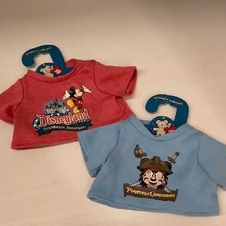Disney - アメリカ ウォルト ディズニーワールド限定  ダッフィー用Tシャツ WDW