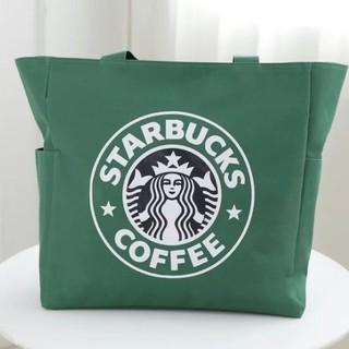 Starbucks Coffee - スタバミニトート グリーン