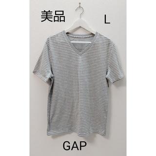 ギャップ(GAP)のGAP  ボーダー  Tシャツ(Tシャツ/カットソー(半袖/袖なし))