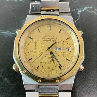 セイコー(SEIKO)の☆限定セール☆ 【セイコー】 腕時計 金 銀 メタルベルト クォーツ レディース(腕時計)