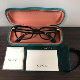 Gucci - GUCCI   グッチメガネ GG0086O 001   グッチサングラス