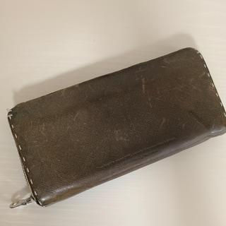 キャサリンハムネット(KATHARINE HAMNETT)の財布(長財布)