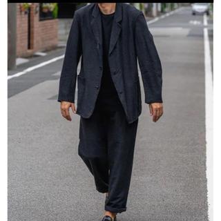 COMOLI - 2020AW コモリ comoli ジャケット パンツ!