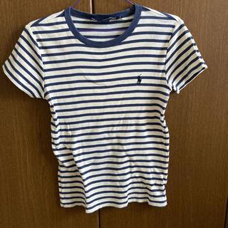ポロラルフローレン(POLO RALPH LAUREN)のラルフローレン ボーダーTシャツ(Tシャツ(半袖/袖なし))
