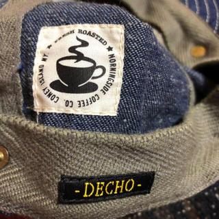 DECHO×ANACHRONORM デコー アナクロノーム キャップ CAP (キャップ)