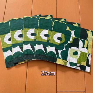 マリメッコ(marimekko)のペーパーナプキン   マリメッコ   S - ⑫    5枚(各種パーツ)