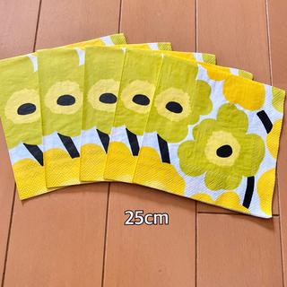 マリメッコ(marimekko)のペーパーナプキン   マリメッコ    S - ⑯    5枚(各種パーツ)