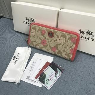 COACH - COACH ★新品★ コーチCOACH 長財布 F51339
