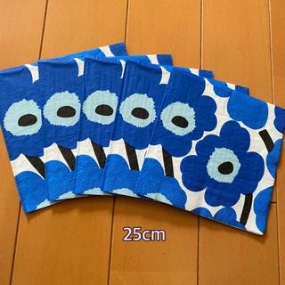 マリメッコ(marimekko)のペーパーナプキン    マリメッコ   S - ⑰    5枚(各種パーツ)