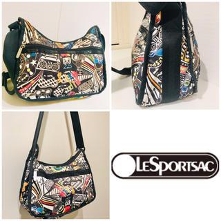 LeSportsac - 大丸購入■完売品■レスポートサック Lesport SAC ショルダーバッグ