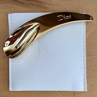 Dior - ディオール ゴマージュ付属品 スプーン型スパチュラ 新品未使用