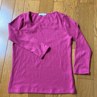 センスオブプレイスバイアーバンリサーチ(SENSE OF PLACE by URBAN RESEARCH)のレディース Tシャツ カットソー 7分袖(カットソー(長袖/七分))