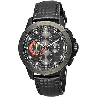 マイケルコース(Michael Kors)のMICHAEL KORS マイケル・コース 腕時計 ブラック(腕時計(アナログ))