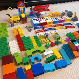 Lego - レゴデュプロ色々130ピース