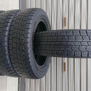 ダンロップ(DUNLOP)のDL スタッドレス 155/65R14 タイヤ 4本 DSX-2 DONLOP(タイヤ)