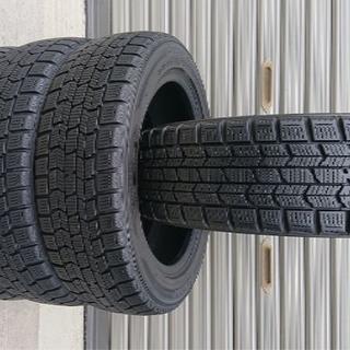 ダンロップ(DUNLOP)のDL スタッドレス 165/55R14 タイヤ 4本 DSX-2 DONLOP(タイヤ)