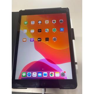 iPad - ipad  第7世代  pencil付き  カバー付き