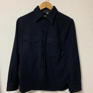 テンダーロイン(TENDERLOIN)のAt last&co CPOシャツ 美品 14 1/2(ミリタリージャケット)
