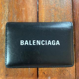 バレンシアガ(Balenciaga)のBALENCIAGAバレンシアガミニ財布ウォレットカードケース小銭入れ(コインケース/小銭入れ)