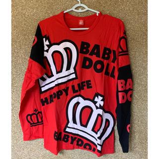 ベビードール(BABYDOLL)のBABYDOLL長袖Tシャツ(Tシャツ(長袖/七分))