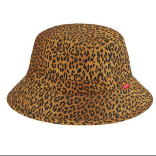 シュプリーム(Supreme)のsupreme Barbour crusher leopard m(ハット)