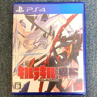 PlayStation4 - PS4 キルラキル ザ・ゲーム -異布 -