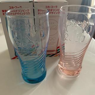 コカコーラ(コカ・コーラ)の東京2020オリンピック☆オリジナルグッズセット☆人気ステッカーおまけ付き(ノベルティグッズ)