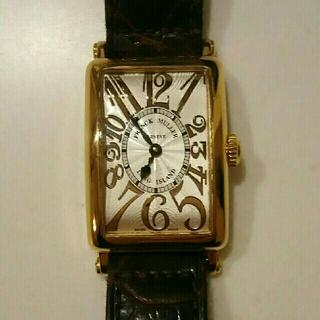 フランクミュラー(FRANCK MULLER)のフランクミュラーロングアイランド(腕時計)