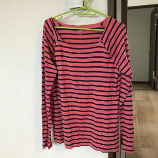 ギャップ(GAP)のギャップ  ロン T ボーダー長シャツ(Tシャツ(長袖/七分))