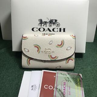 コーチ(COACH)のCOACH コーチ 6連キーケース ペイト(キーケース)