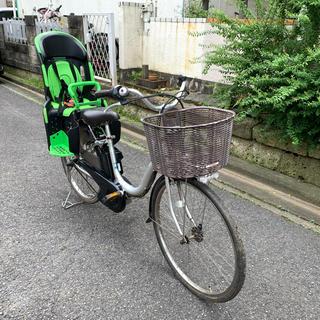 ヤマハ(ヤマハ)の子供乗せ電動アシスト自転車◇YAMAHA◇PAS Natura◇26型◇3段ギア(自転車本体)