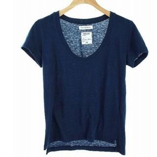 MADISONBLUE - マディソンブルー ネイビー カットソー Tシャツ 0