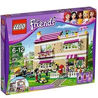 Lego - LEGO ラブリーハウス 欠品なし 中古品 レゴ フレンズ