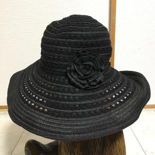 アルファキュービック(ALPHA CUBIC)のalpha cubic アルファキュービック 帽子 ハット 麦わら帽子(麦わら帽子/ストローハット)