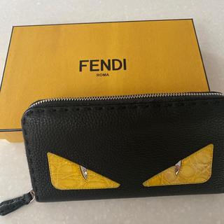 フェンディ(FENDI)のFENDI長財布(長財布)