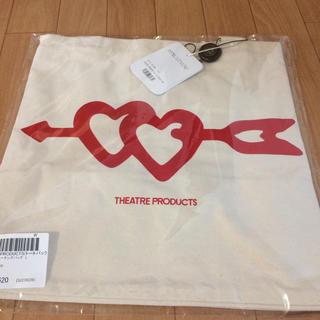 シアタープロダクツ(THEATRE PRODUCTS)のシアタープロダクツ theatre  products ハートアローシーチング(エコバッグ)