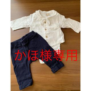 プティマイン(petit main)のプティマイン フォーマル 70 男の子(セレモニードレス/スーツ)