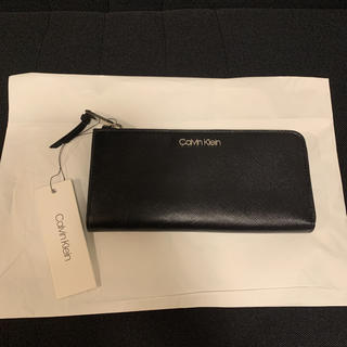 カルバンクライン(Calvin Klein)の【新品タグ付】Calvin Klein 長財布(財布)