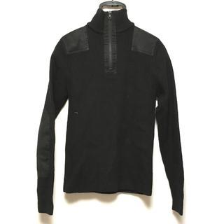セオリー(theory)のセオリー 長袖セーター サイズ38 M 黒(ニット/セーター)