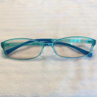 ジンズ(JINS)の【未使用】JINS PCブルーライトカット眼鏡(サングラス/メガネ)
