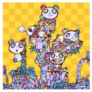 パンダ子パンダパンダ(ポスター)