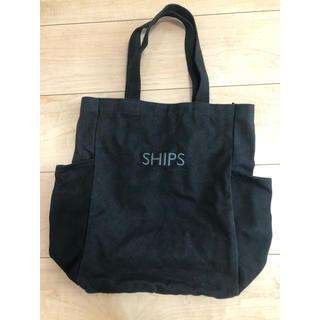 シップス(SHIPS)の■値下げ中■【SHIPS】サイドポケットトートバッグソリッド(トートバッグ)
