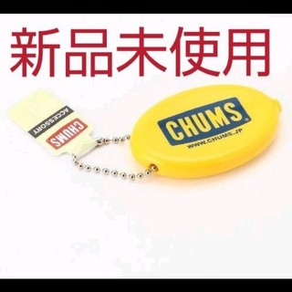 チャムス(CHUMS)のチャムス CHUMSロゴ クイックコインケース 財布 小銭入れ(コインケース/小銭入れ)