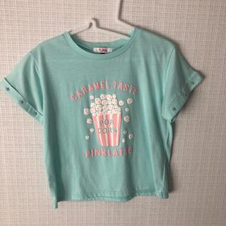 ピンクラテ(PINK-latte)のTシャツ(Tシャツ/カットソー(半袖/袖なし))