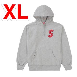 シュプリーム(Supreme)のXLサイズ Supreme S Logo Hooded(パーカー)