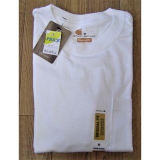 カーハート(carhartt)のセール カーハート work wear 厚地 ポケット Tシャツ 半袖 K87(Tシャツ/カットソー(半袖/袖なし))